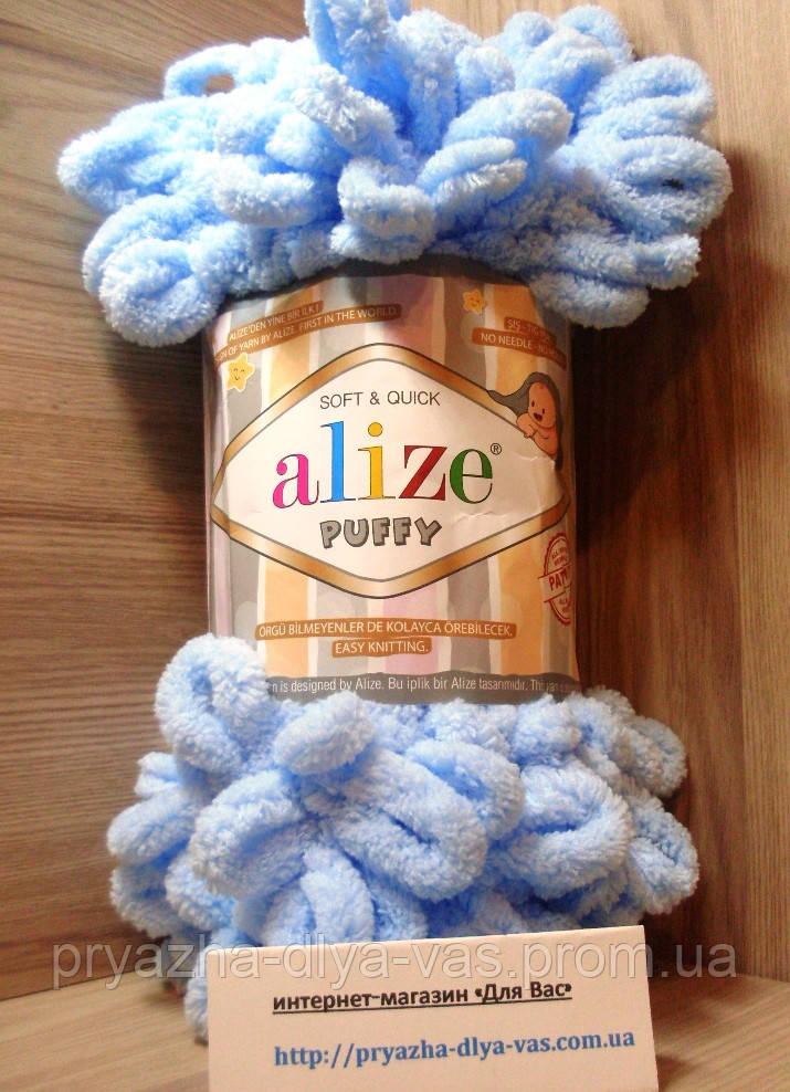 пряжа для вязания руками 100 микрополиэстер 100г92м Alize