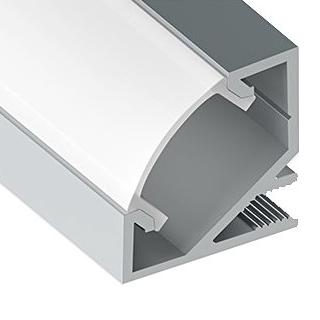 Угловой профиль LED