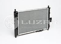 Радиатор охлаждения алюминиевый паяный ЛУЗАР LRc DWMz01141 для Daewoo Матиз