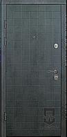 """Входные двухстворчатые двери Патриот MS модель """"Каскад"""""""