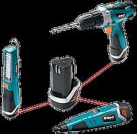 Набор инструментов аккумуляторный Bort BDS-10.8N-Li
