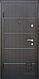 """Входные двухстворчатые двери Патриот MS модель """"Соло""""  , фото 3"""
