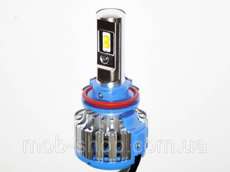 Ксенон светодиодный Led Н11 6000к 35W