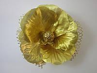 Цветок  золотой (8 см)