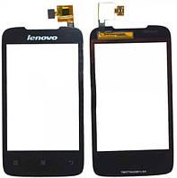 Сенсор LENOVO A269i black (оригинал), тач скрин для телефона смартфона