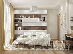Спальня стенка
