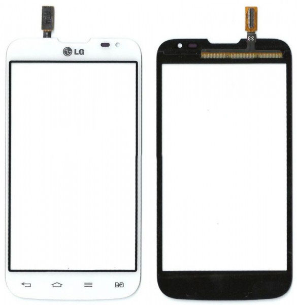 Сенсор LG D325 Optimus L70 (оригинал), тач скрин для телефона смартфон