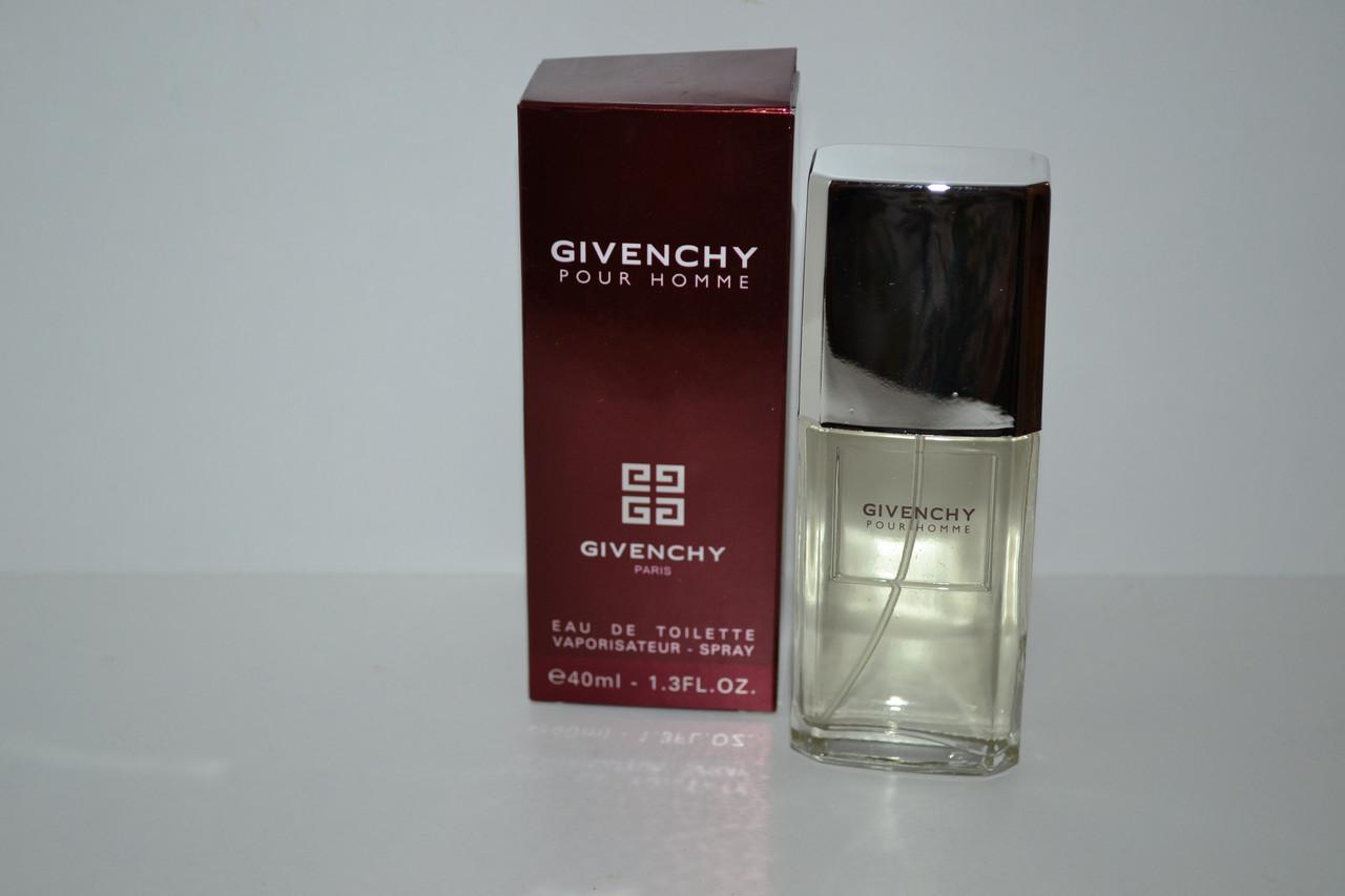 Мужской мини парфюм Givenchy pour Homme Givenchy (живанши пур хом)