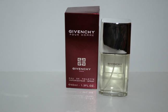 Мужской мини парфюм Givenchy pour Homme Givenchy (живанши пур хом), фото 2