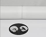 Прямой коннектор для профиля YF106-1, фото 2