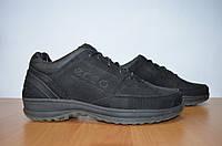 Зимние мужские ботинки Ecco.Натуральная кожа.