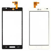 Сенсор (тач скрин) LG Optimus L9 P760, P765, P768 white