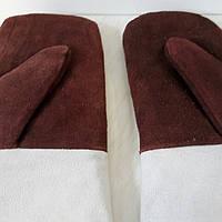 Перчатки пекарские замшевые,Schneider  Германия