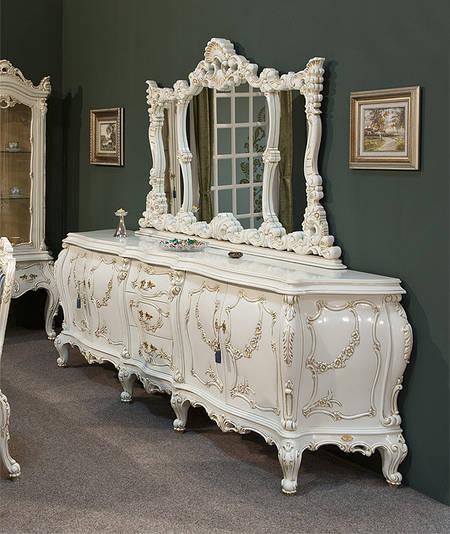 Зеркало для буфета Cleopatra Lux