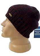 Мужская зимняя шапка Gunner на резинке