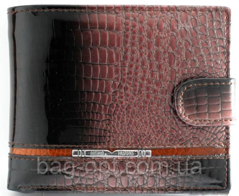 Женский кошелек из натуральной кожи Henghuang (11*9см)
