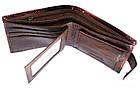 Женский кошелек из натуральной кожи Henghuang (11*9см), фото 4