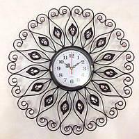 Часы настенные - металл ( ажур)