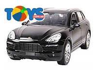 Машинка р/у 1:14 Meizhi Porsche Cayenne черный, MZ-2045b