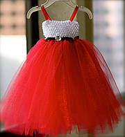 Нарядное пышное платье для праздника