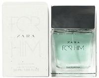 Zara for Him Silver Edition edt 50 ml  туалетная вода мужская (оригинал подлинник  Испания)