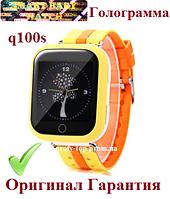 GPS Часы-телефон q100s (q750)
