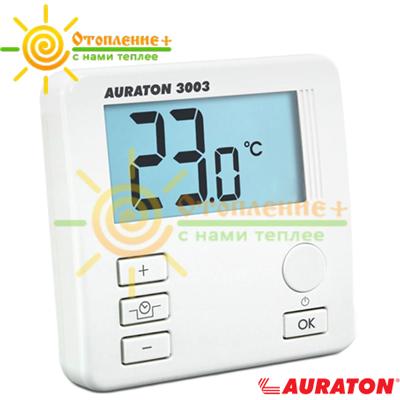 Цифровий кімнатний термостат Auraton 3003