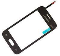 Сенсор SAMSUNG G130H Galaxy Young 2 black (оригинал), тач скрин для телефона смартфона