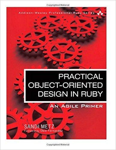 Practical Object-Oriented Design in Ruby: An Agile Primer (Addison-Wesley Professional Ruby) - BALKA-BOOK книжный интернет магазин в Харькове