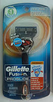 Бритва Gillette Fusion ProGlide with FlexBall Technology + 1 кассета, фото 1