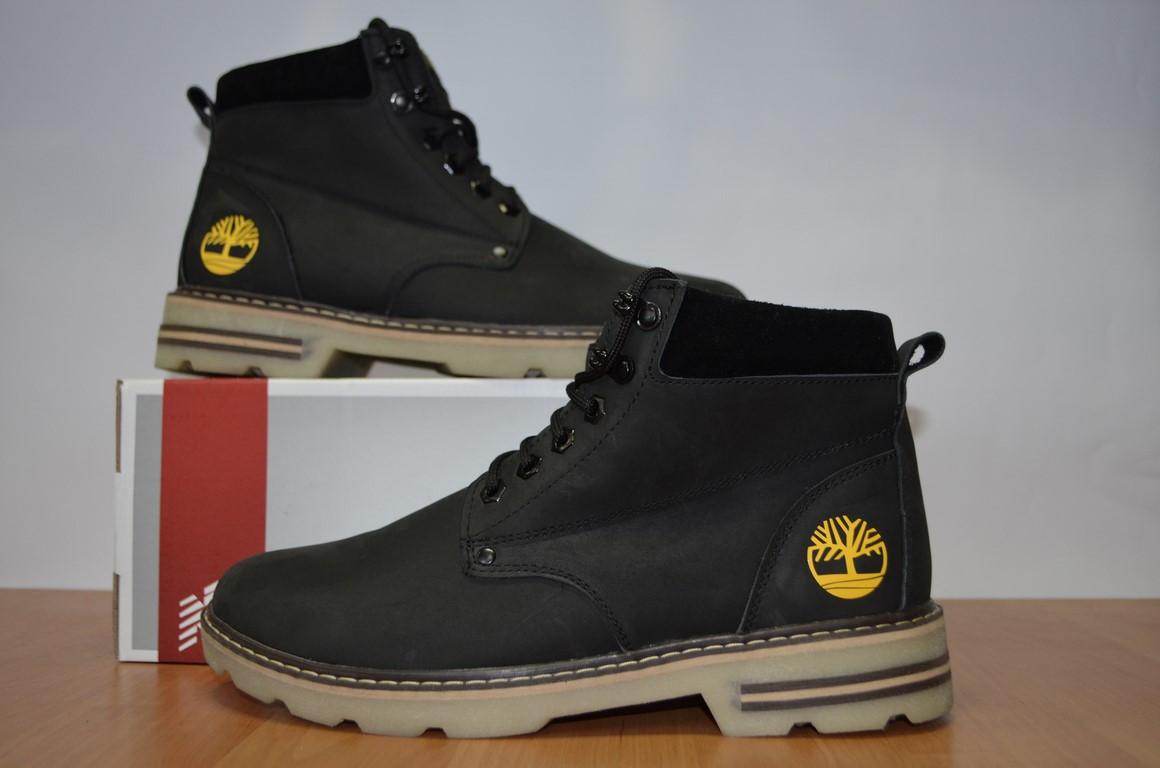 Зимние мужские ботинки Timberland.Натуральная кожа.  продажа, цена в ... 0c42fbcd140