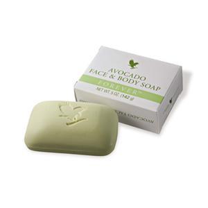 Косметическое мыло с Авокадо для лица и тела - Мыло Forever Living Products - Vip - Aloe в Киеве