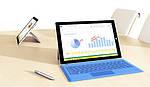 Microsoft начинает продажи планшетов Surface Pro 3 на базе Intel Core i3 и Core i7