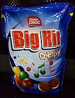 Хрустяшки в шоколадной глазури Big Hit Crispy (хрустящие) 213 г