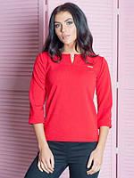 fdc0d484e8c Женская блузка красного цвета в Украине. Сравнить цены