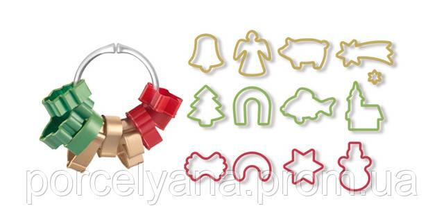 форма для рождественского печенья