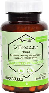 Vitacost Synergy L-Theanine from Suntheanine® 100 mg  60 Caps