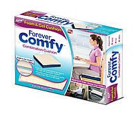 Удобная подушка на сиденье Фореве Комфи, мягкая подушка FOREVER COMFY, фото 1