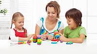 Развивающая магнитная головоломка для обучения математике, детская игрушка-считалка, фото 1