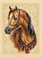 Набор для вышивания крестом Риолис РТ-0040 Арабское сокровище ма 30х40 см