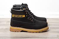 Мужские ботинки в стиле Caterpillar осень - зима (40 размер)