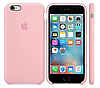 ✅Чехол Apple Silicone Case Pink для iPhone 6 / 6S