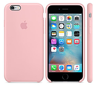 ✅Чехол Apple Silicone Case Pink для iPhone 6 / 6S