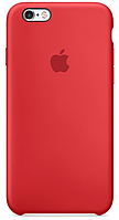 ✅Чехол Apple Silicone Case Carmine Red для iPhone 6 / 6S