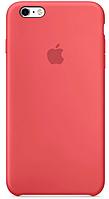 ✅Чехол Apple Silicone Case Camellia для iPhone 6 / 6S