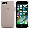 ✅Чехол Apple Silicone Case Tan для iPhone 6 / 6S