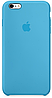 ✅Чехол Apple Silicone Case Blue (MKY52) для iPhone 6 / 6S