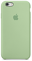 ✅Чехол Apple Silicone Case Mint (MM672) для iPhone 6 / 6S