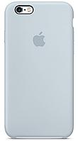 ✅Чехол Apple Silicone Case Mist Blue для iPhone 6 / 6S