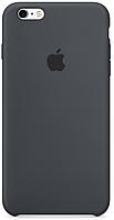✅Чехол Apple Silicone Case Charcoal Gray (MKY02) для iPhone 6 / 6S